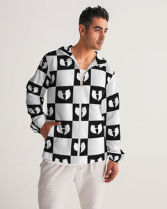 Renaissance Chessboard Men's Windbreaker