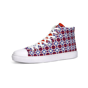 Renaissance Apparel Signature Design  Hightop Canvas Shoe