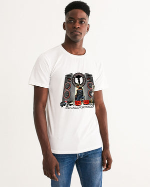 Official DJ Flipcyide Hip Hop Isn't Dead Album Cover Men's Graphic Tee