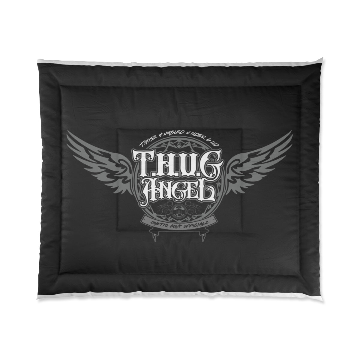 Ghetto Gov't Officialz T.H.U.G. Angel Comforter HeavenRazah GGO