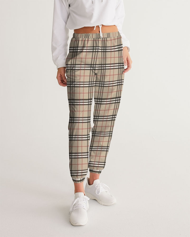 Renaissance Plaid Women's Track Pants