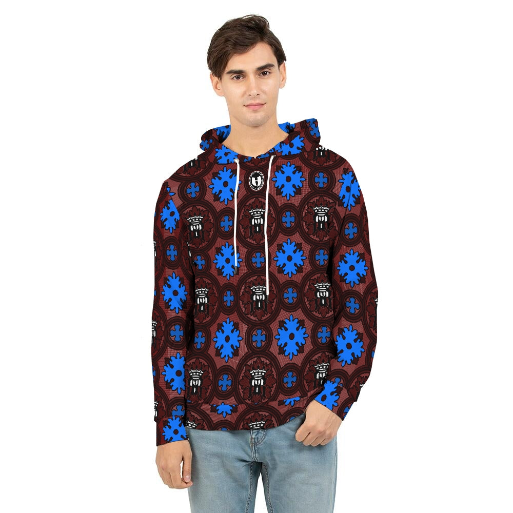 Razah Renaissance Apparel Signature Design  Men's Hoodie