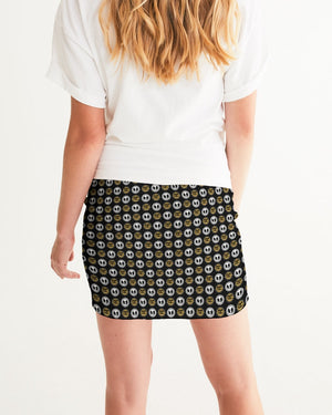 Renaissance Diamondz Women's Mini Skirt