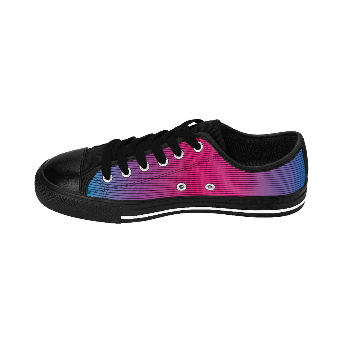 DiamondzOC Blue-Pink-Purple Toned Designer Shoes D.O.C. Men's Sneakers
