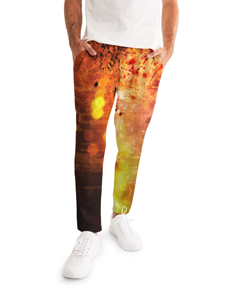 HeavenRazah Album Artwork Men's Joggers