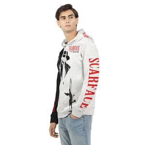 Limited Edition SPIRITUAL SCARFACE ALBUM Cover Collectors  Men's Hoodie