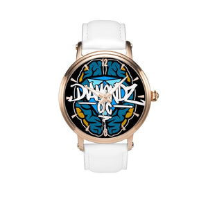 DiamondzOC Designer Watches D.O.C. Graffiti Style
