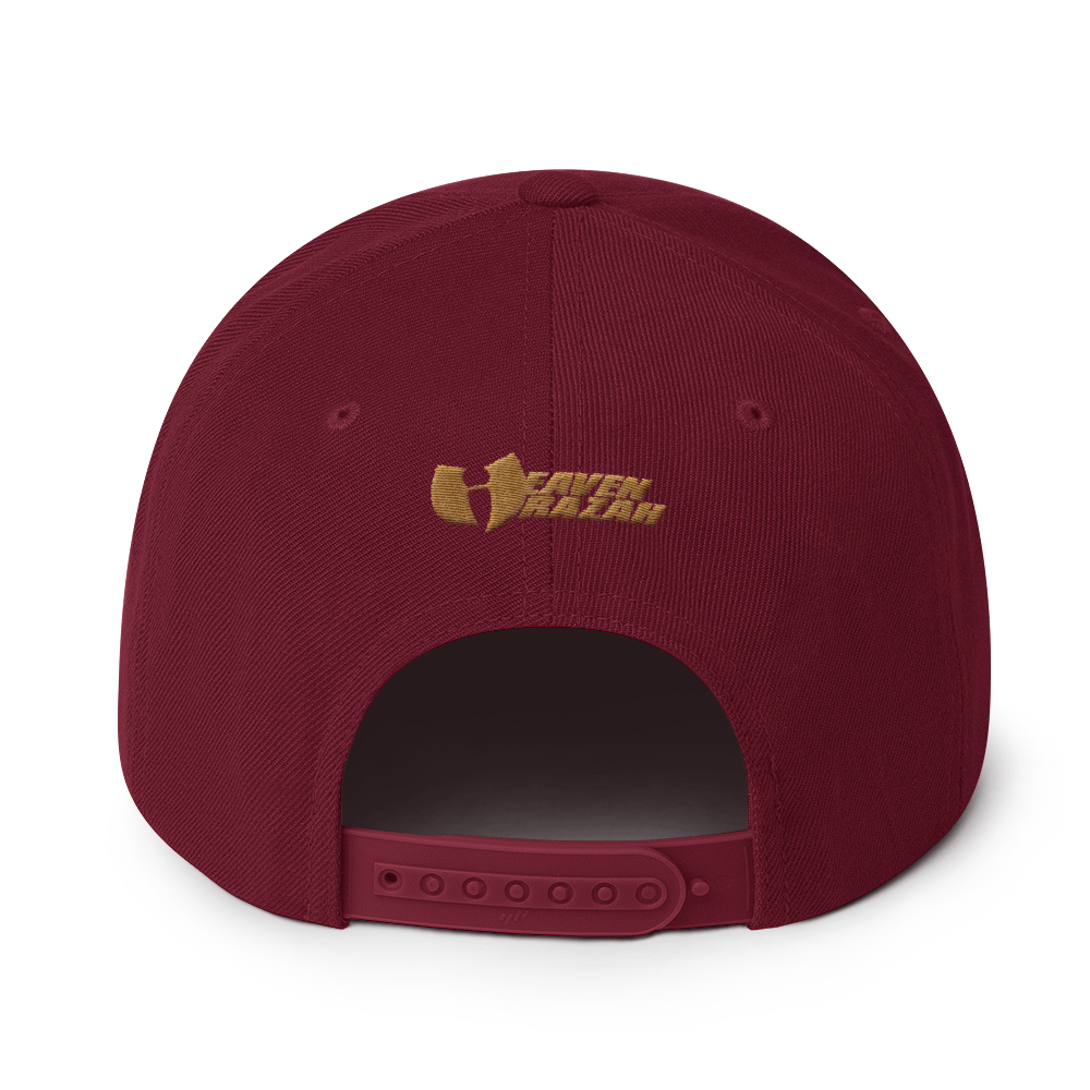 Official Hell Razah Music In Embroidered Logo Cap Snapback Hat