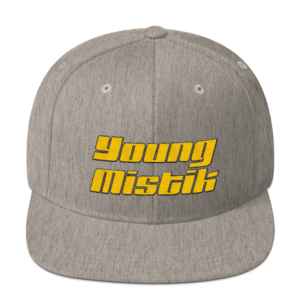 Young Mistik D.K.E. Embroidered Cap Snapback Hat