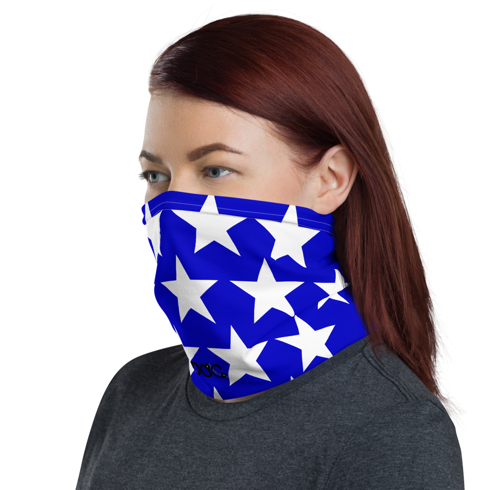 D.O.C. Star Logo Face Shield - Neck Gaiter