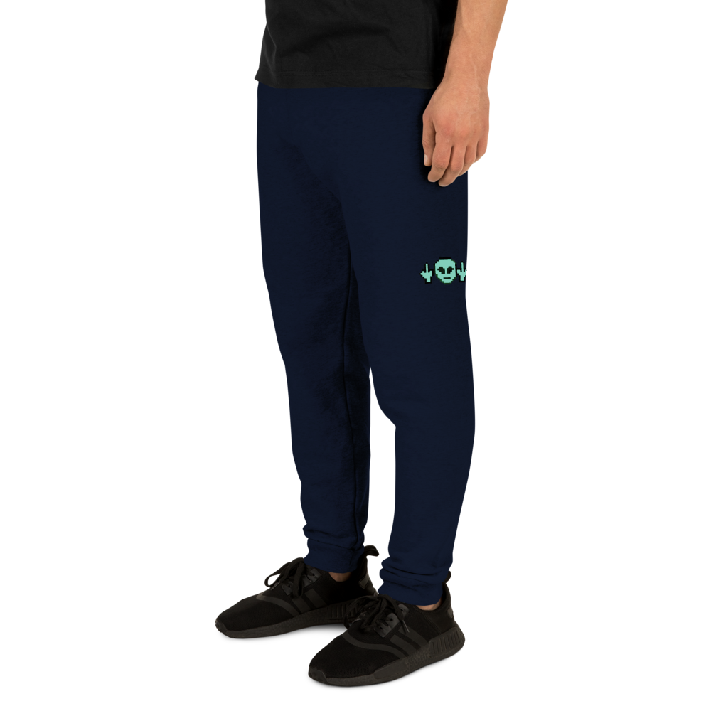 Final Take Alien Designer Unisex Joggers