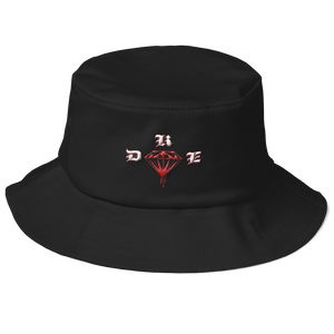 DKE Blood Diamond by DOC Urban Old School Bucket Hat
