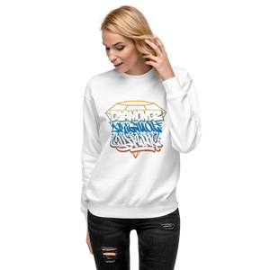 Diamondz Original Clothing Tagger Style Unisex Fleece Pullover