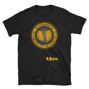 Hell Razah Music Inc Logo Official Heaven Razah Merch Unisex Urban Designer Tee Short-Sleeve T-Shirt
