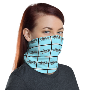 Diamondz O.C. Graffiti Tag Face Shield - Neck Gaiter