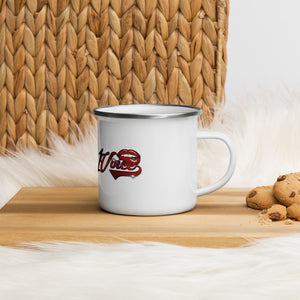 One Voice Logo Enamel Mug
