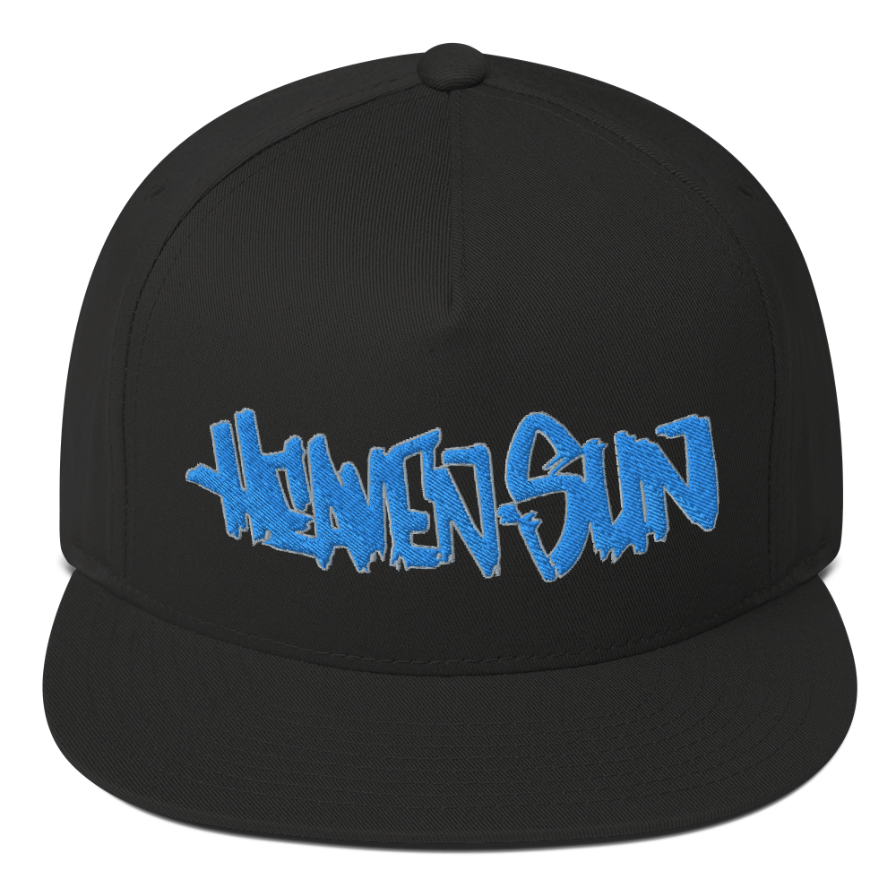 Heaven Sun Signature Flat Bill Cap