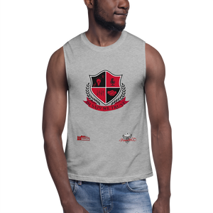 Official Diamond Klub Apparel IN SAIV WE TRUST Designer Unisex Muscle Shirt Saivioo LLC