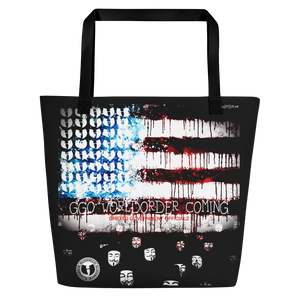 Official Heaven Razah GGO Coming Designer Beach Bag