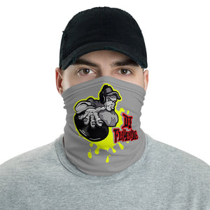 DJ Flipcyode Turntable Assasin HRMI Face Shield - Neck Gaiter