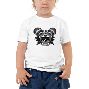 Ghetto Gov't Officialz GGO Battle Squad Logo Youth Tee Toddler Short Sleeve Tee