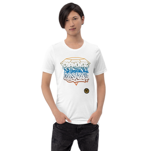 Diamondz Original Clothing Sly Ski Tag Style Short-Sleeve Unisex T-Shirt