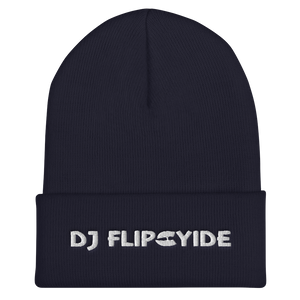 Official DJ Flipcyide Embroidered Cuffed Beanie