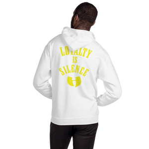 HRMI LOYALTY IS SILENCE Fall 2019 Hoodie HellRazah Music Inc Designer Hooded Sweatshirt Official HeavenRazah Merchandise