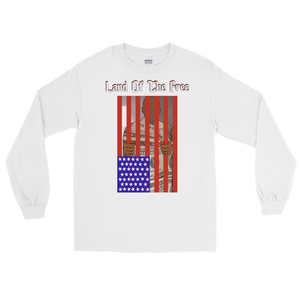Land of the Free Long Sleeve T-Shirt D.O.C.
