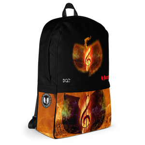 Official Hell Razah Music Inc. INFERNO Series 1 Limited Edition Collectors Backpack Heaven Razah Merchandise Graphics by SmuveMassBeatz