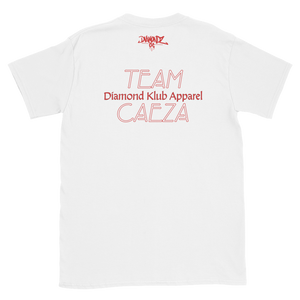Diamond Klub Empire Team Caeza Short-Sleeve Unisex T-Shirt Official DKA Merchandise