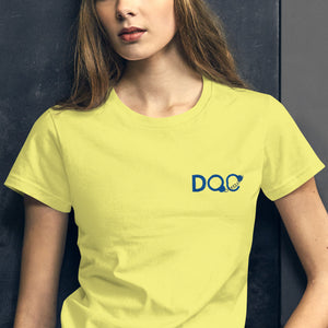 DOC Embroidered Logo Tee Women's Short Sleeve T-Shirt