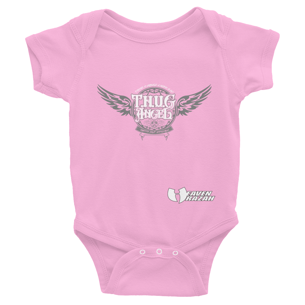 T.hose H.umbled U.nder G.od Thug Angel Official Heaven Razah GGO Baby Infant Bodysuit