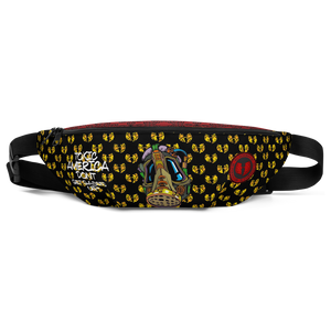 Official Hell Razah Dont Get Gassed Designer Fanny Pack Art by iHustle365