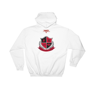 Official Diamond Klub Apparel Saivio Emblem Deisgner Hoodie - Hooded Sweatshirt