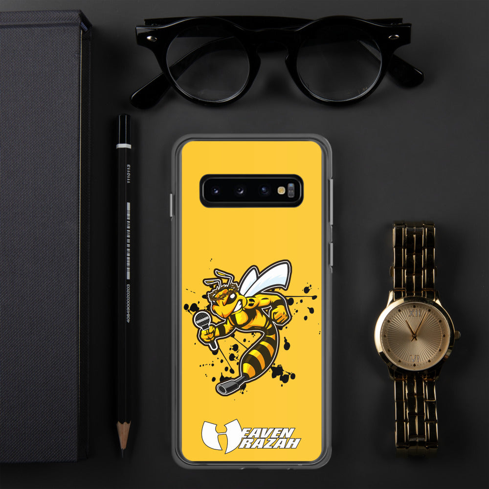 Heaven Razah / Hell Razah Music Inc Bee Samsung Case Graphics by Culture Freedom