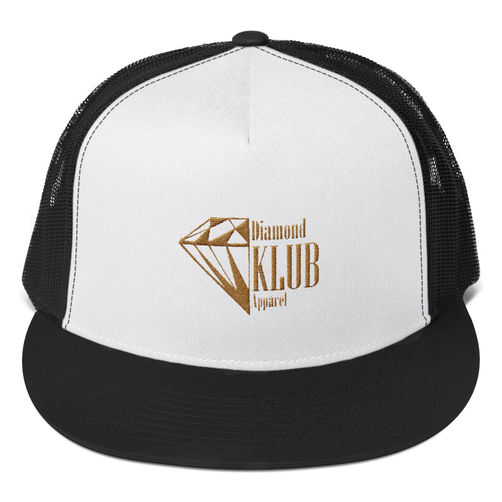 Official Diamond Klub Apparel Trucker Cap