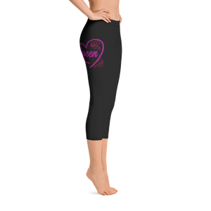Queen by D.O.C. Capri Leggings