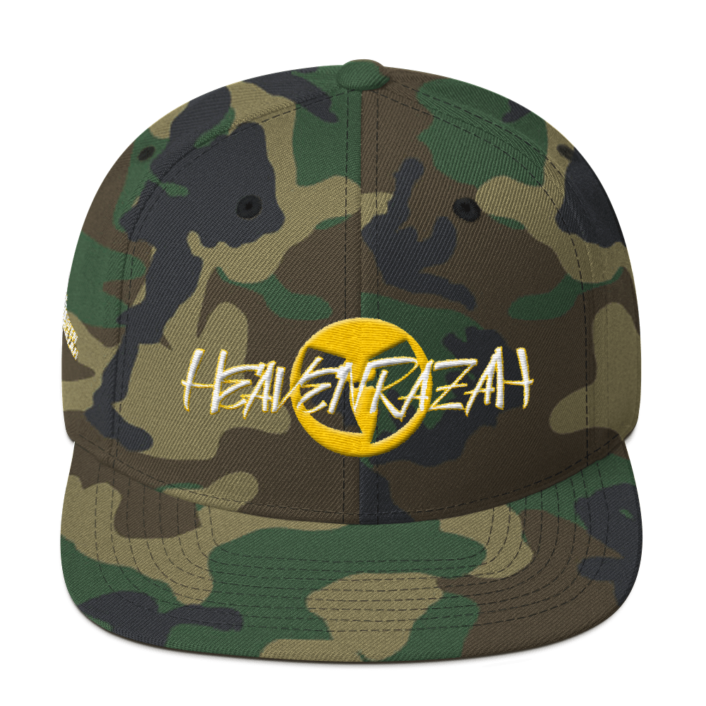 Official Hell Razah / Heaven Razah Embroidered Cap Snapback Hat