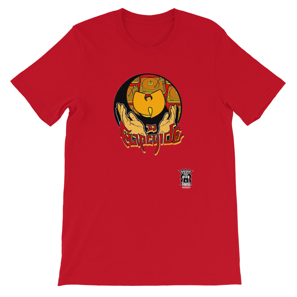 DJ FLIPCYIDE - Mixmaster Assassin 2 Short-Sleeve Unisex T-Shirt