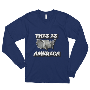 This Is America by DOC Long sleeve t-shirt