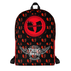 Official Hell Razah Music Ghetto Govt Officialz Designer Backpack