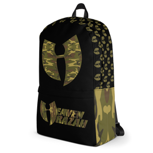 Official Heaven Razah / Hell Razah Music Camoflauge Came Designer Backpack