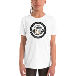DJ Flipcyide Renaissance Logo Youth Short Sleeve T-Shirt