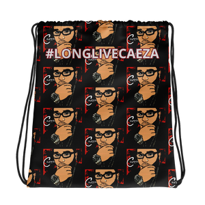 #LONGLIVECAEZA Diamond Klub Empire Drawstring bag