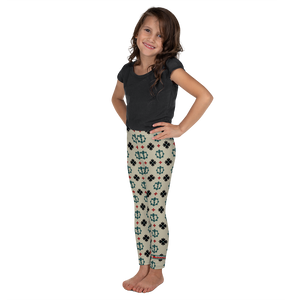 Razah Renaissance Apparel Executive Designer Kid's - Toddler Leggings Sizes 2T - 7
