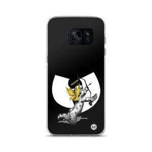 Official Hell Razah Music Inc Cherub with Mic Samsung Case Heaven Razah Graphics by Smuvemassbeatz