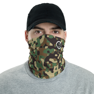Renaissance Apparel Camoflauge Face Shield - Neck Gaiter
