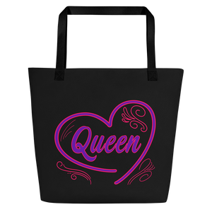 Queen by DOC Beach Bag