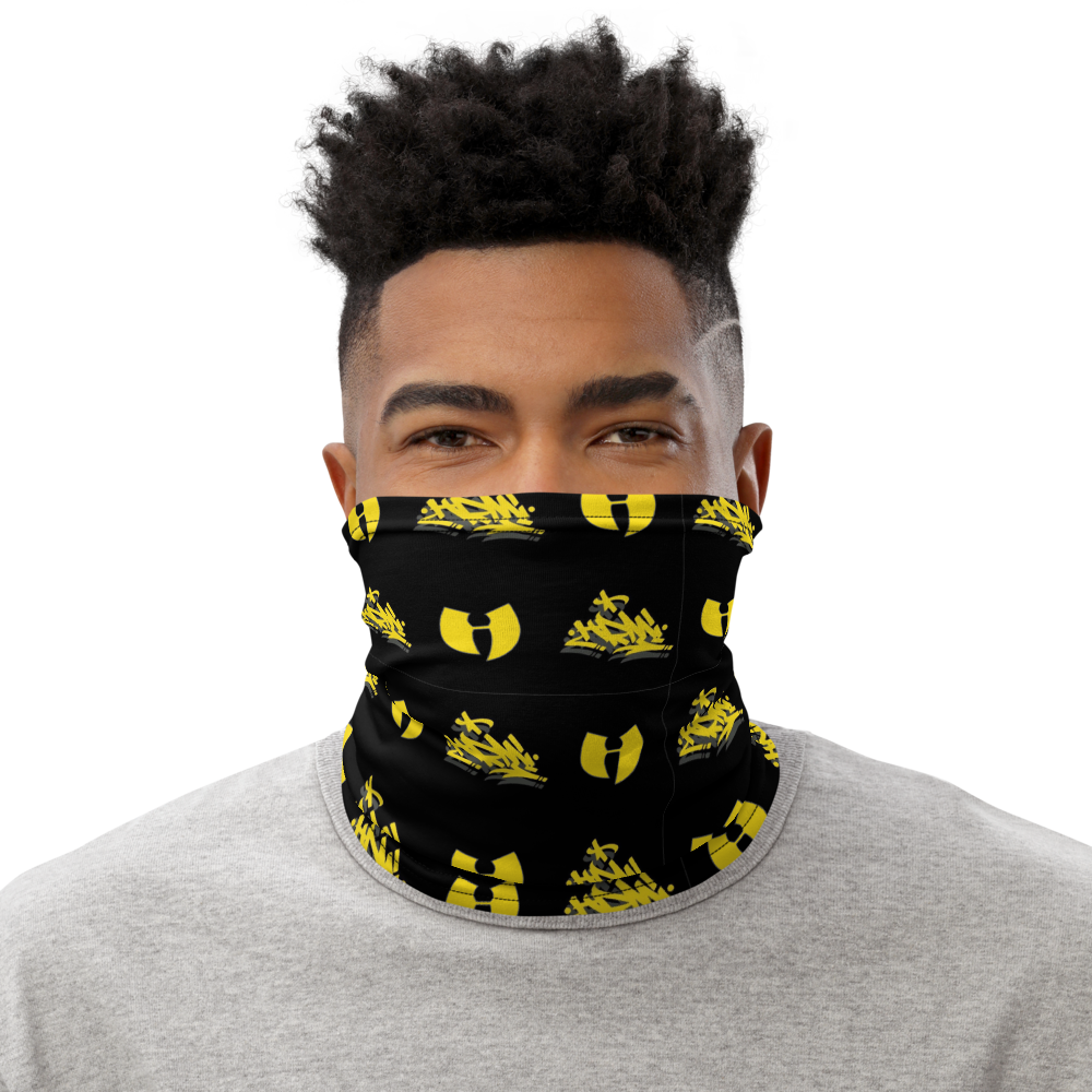 HRMI HellRazah Music Inc. Grafitti Face Shield - Neck Gaiter
